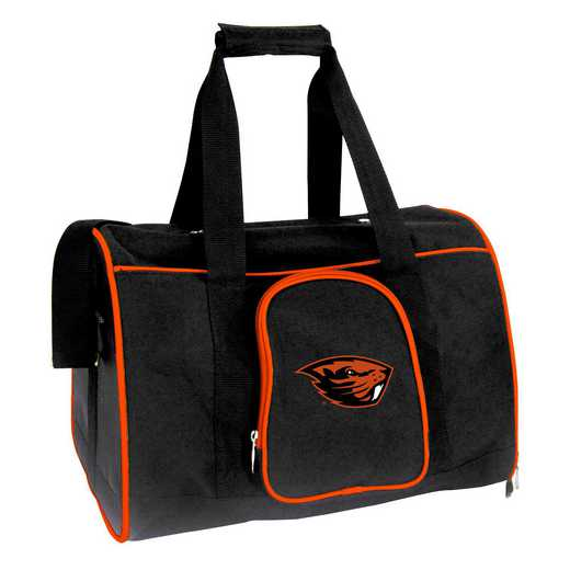 CLOGL901: NCAA Oregon State Beavers Pet Carrier Premium 16in bag